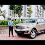 Đánh giá Ford Everest Ambient