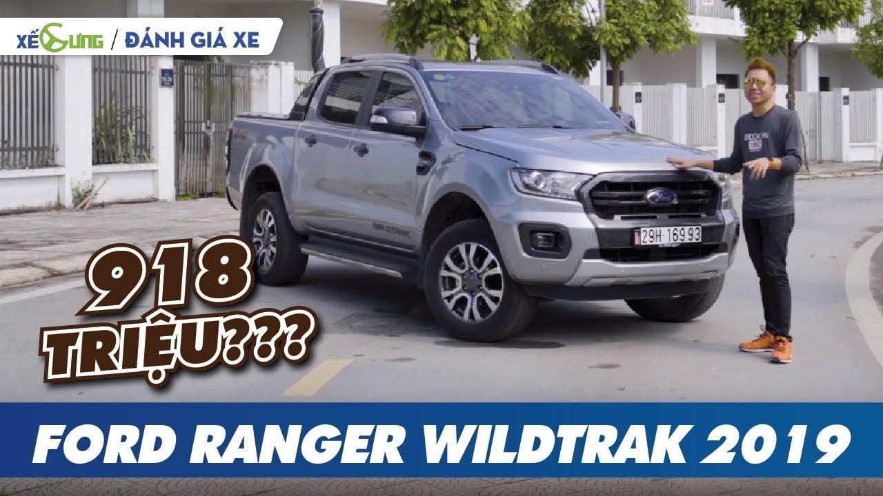 Đánh giá Ford Ranger 2019 Biturbo