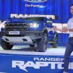 Chi tiết Ford Ranger Raptor tại Việt Nam