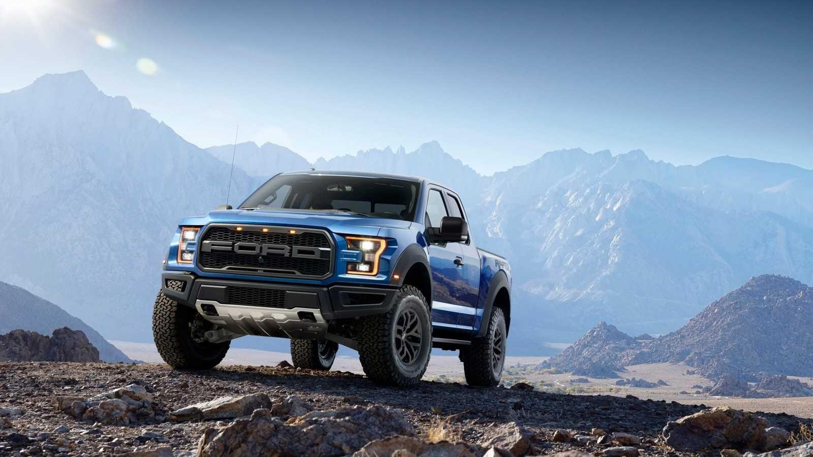 Ảnh Thực Tế Các Màu Của Ford Ranger Raptor 2