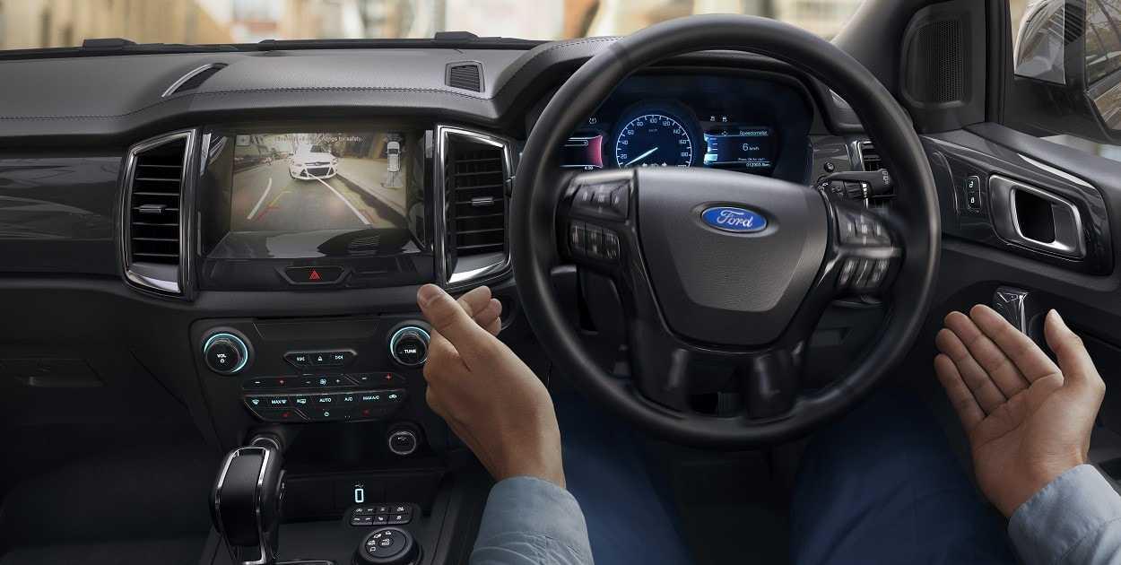 Giá Xe Ford Everest Titanium 4WD 2019 2