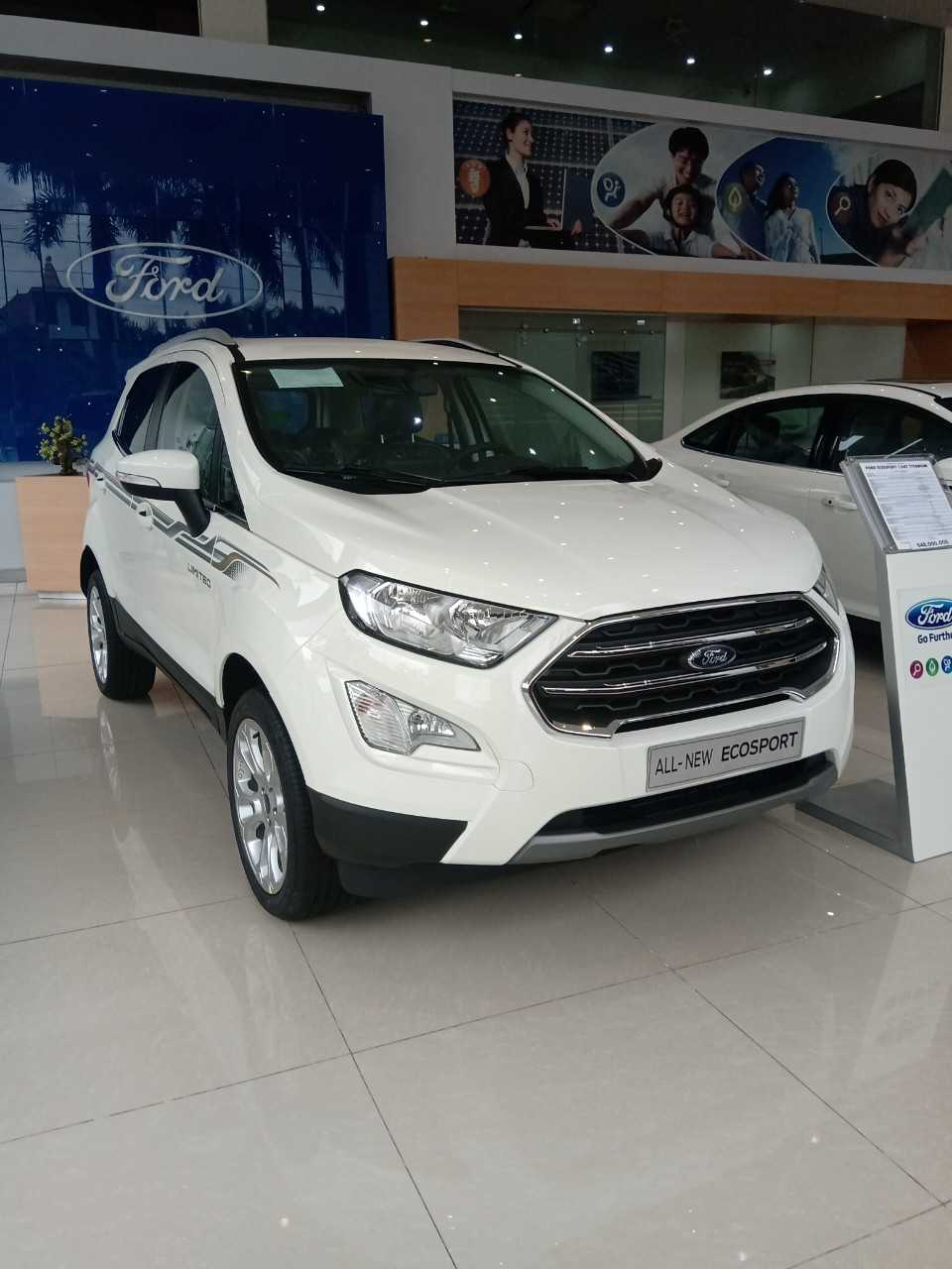 Ford Ecosport 2019 Trắng 1