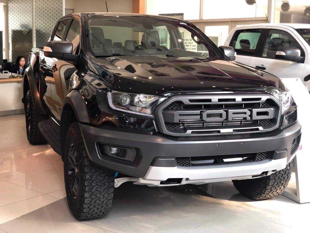 Ảnh Thực Tế Các Màu Của Ford Ranger Raptor