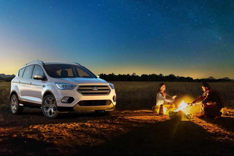 Ford Escape 2020 Mấy Chỗ Tại Việt Nam 5