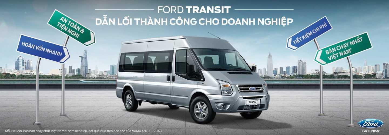 Giá Bán Xe 16 Chỗ Ford Transit 2