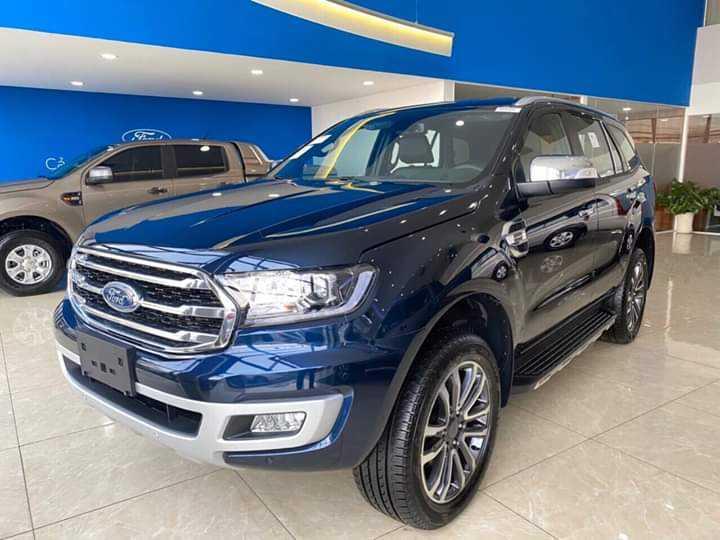 Giá lăn bánh Ford Everest 4×4 2020 ở Quảng Ninh