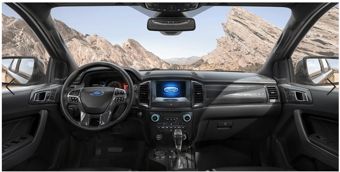 Giá lăn bánh Ford Everest 4x4 2020 ở Thái Bình 17