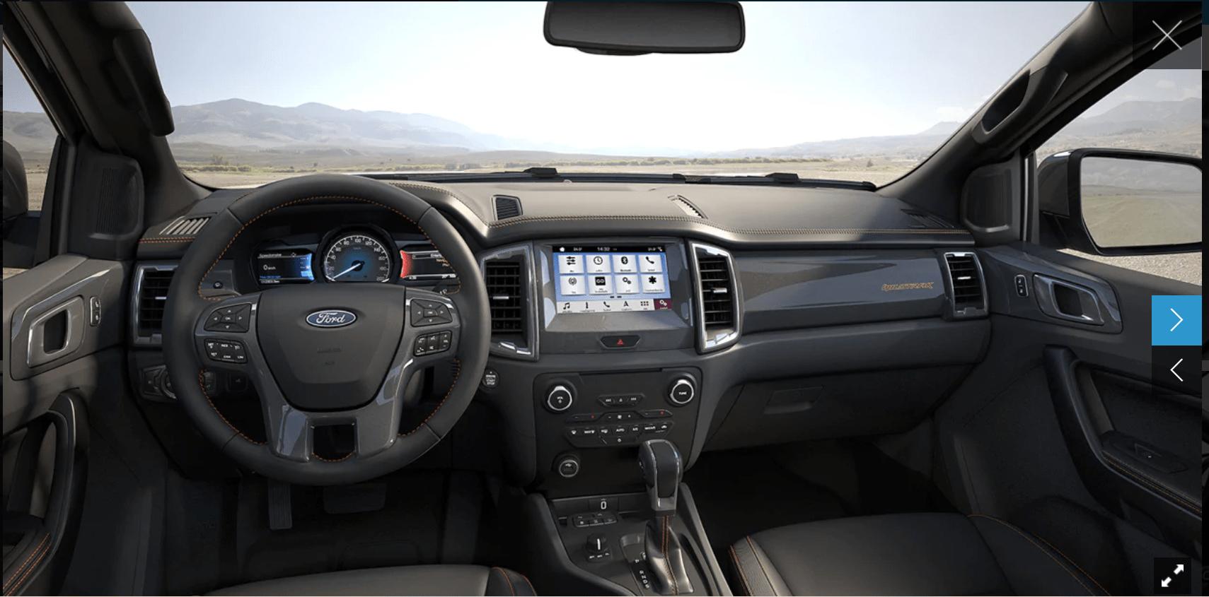 Giá lăn bánh Ford Ranger Wildtrak 4x4 2020 ở Thái bình 12