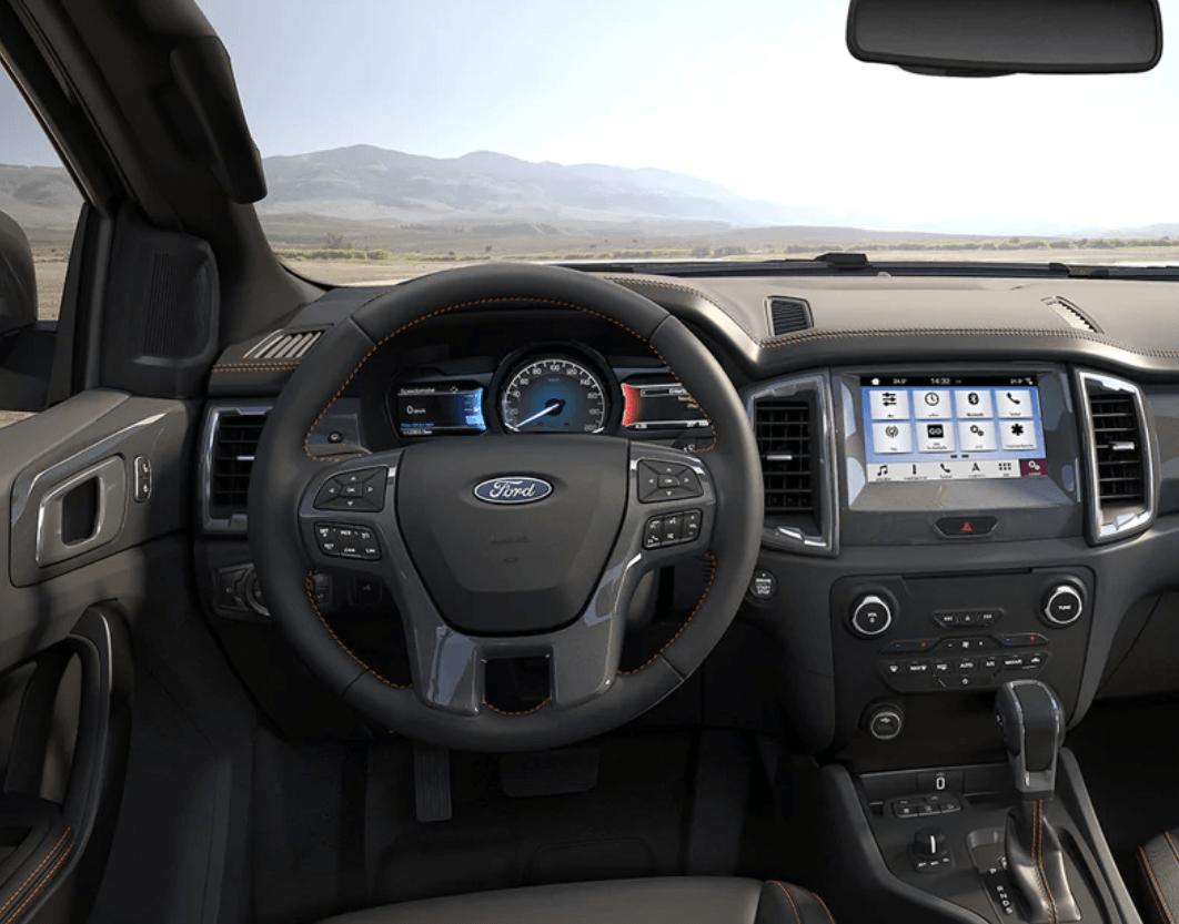 Giá lăn bánh Ford Ranger Wildtrak 4x4 2020 ở Thái bình 7