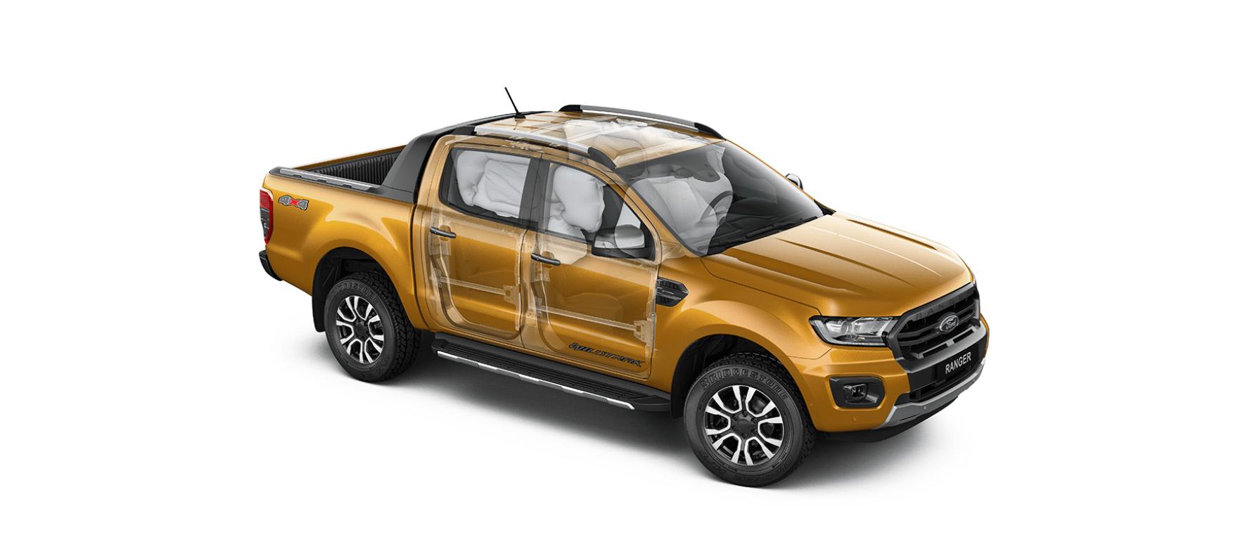 Giá lăn bánh Ford Ranger Wildtrak 4x2 2020 ở Hải phòng 6