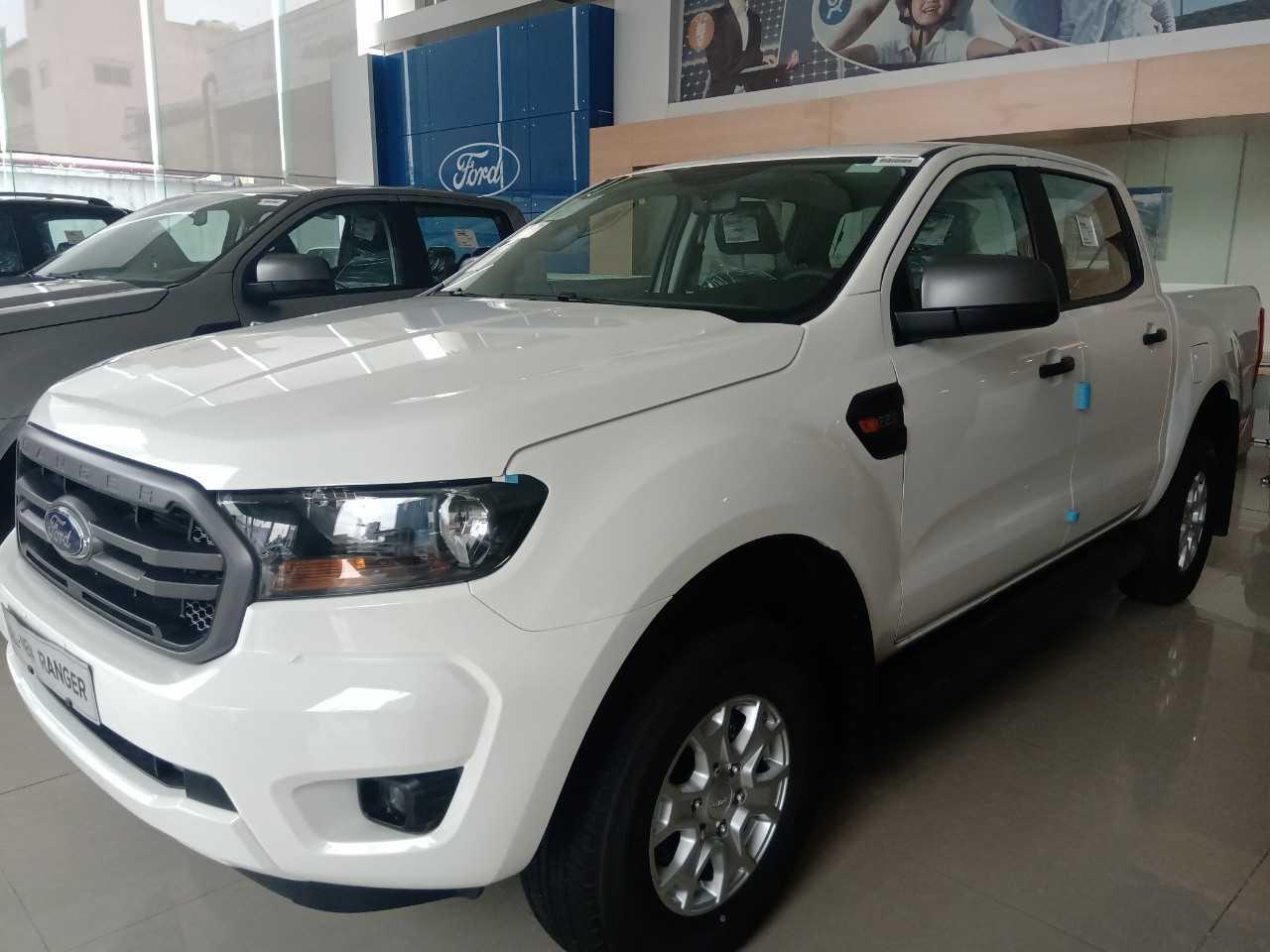 Đánh giá Ranger XLS số sàn 2020 nhập khẩu Thái Lan