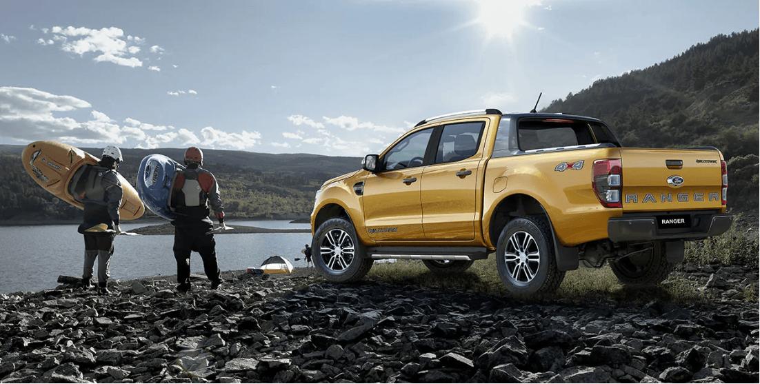 Giá lăn bánh Ford Ranger Wildtrak 4×4 2020 ở Hải Dương