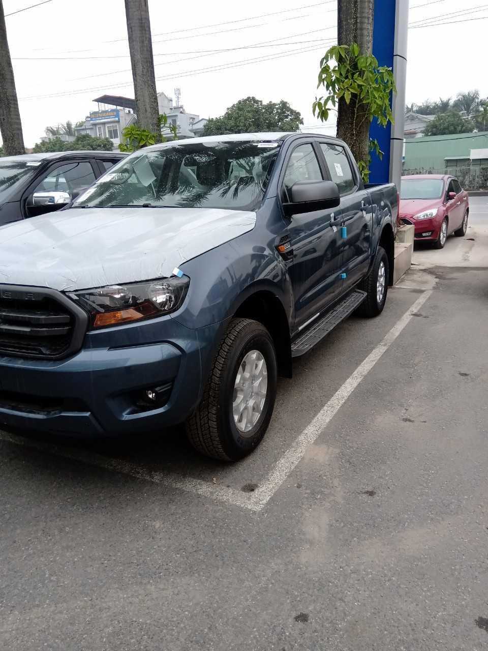 Đánh giá Ford Ranger XLS tự động 2020 mới nhất
