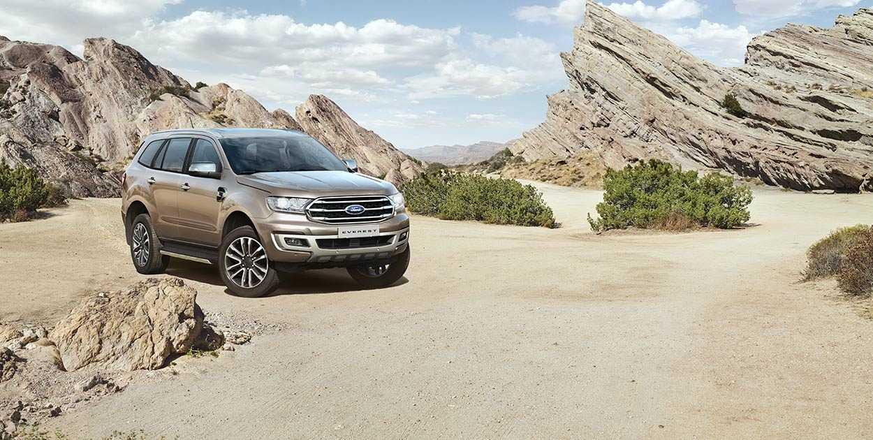 Giá lăn bánh Ford Everest 4x4 2020 ở Thái Bình 3