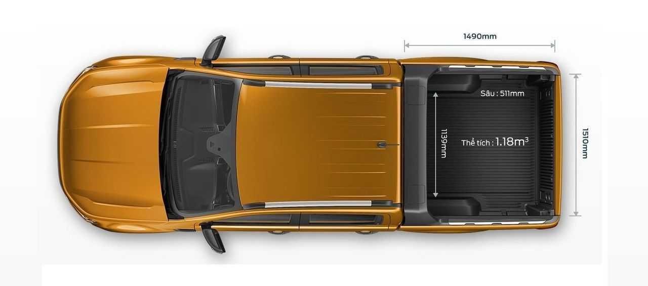 Giá lăn bánh Ford Ranger Wildtrak 4x2 2020 ở Hải phòng 3